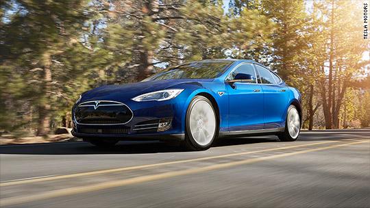 Teslas hit the 1 billion mile mark