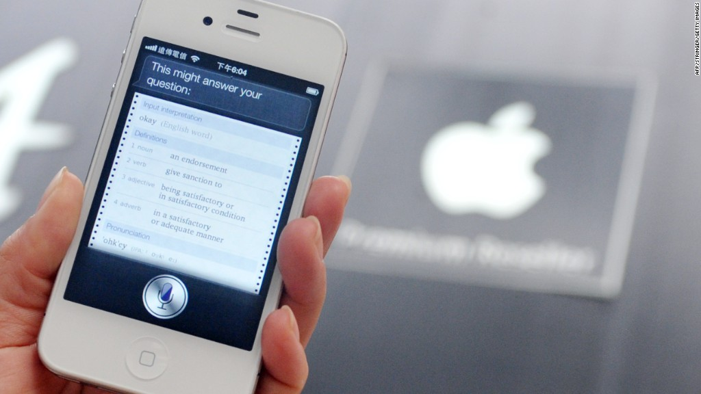 CNNMoney's verdict? Siri isn't funny