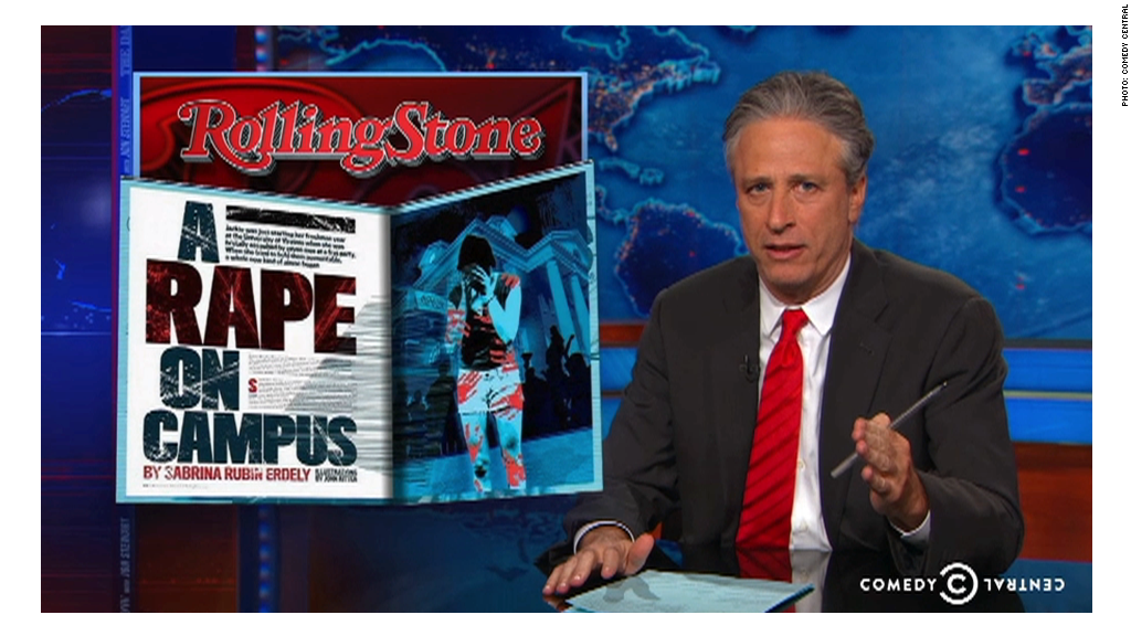 Jon Stewart to Rolling Stone: This is a 'citizen's firing'