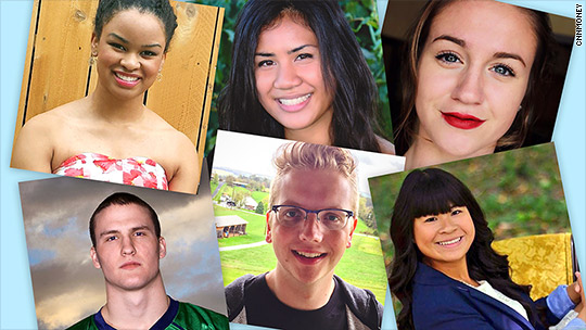 How these teens got into the Ivy League