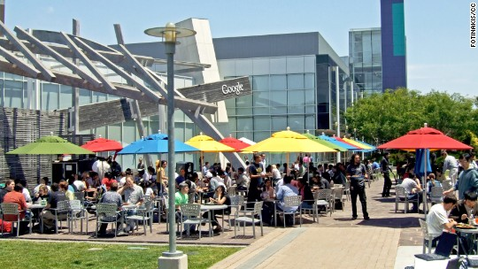 Howard University campus opening at Google in diversity push