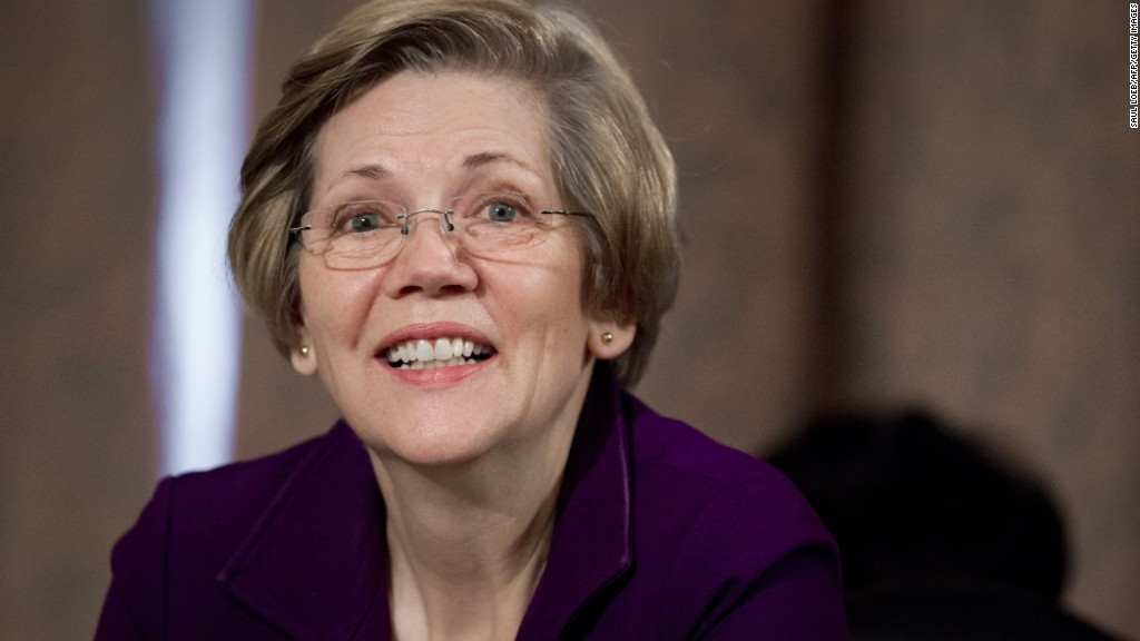 Senator Warren calls Wells Fargo scam a 'staggering fraud'
