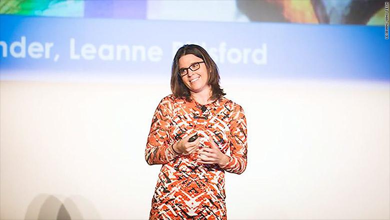 Las mujeres lesbianas están ganando terreno en el campo de la tecnología