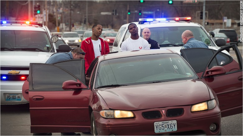 ferguson traffic stop