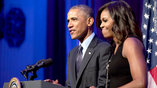 The Obamas paid $93,362 in federal income taxes