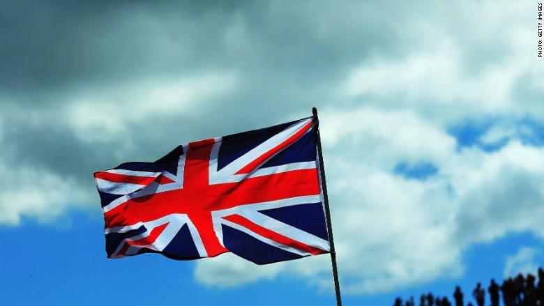 uk election flag