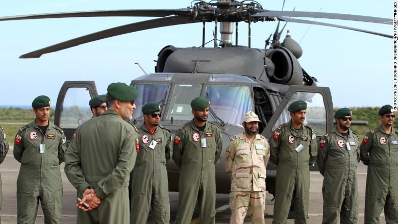 El gasto militar de Arabia Saudita aumentó en un 17% en 2014
