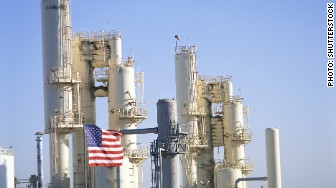 oil boom America