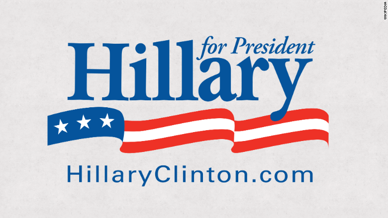 Image result for Hillary for America logo
