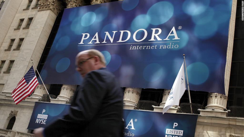 Pandora is not dead!