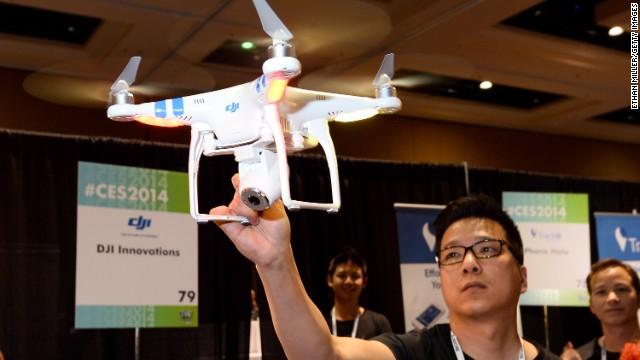 ¿Acaso este fabricante chino de 'drones' tiene un valor de 10.000 millones de dólares?