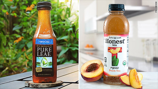 PepsiCo's 'Pure Leaf' brews growth for its tea business