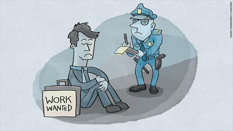 unemployment fine belarus