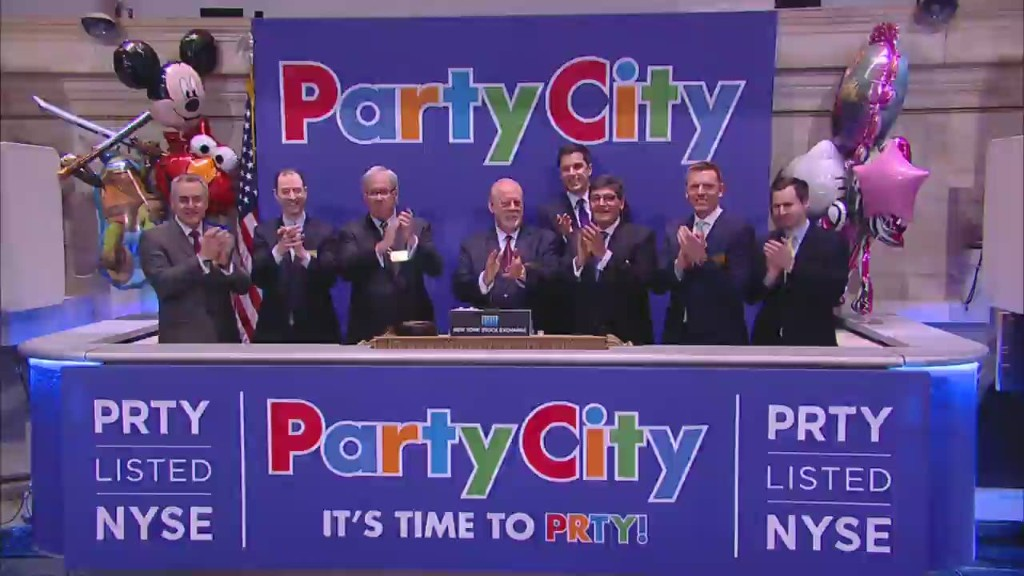 Party City's biggest holiday is...