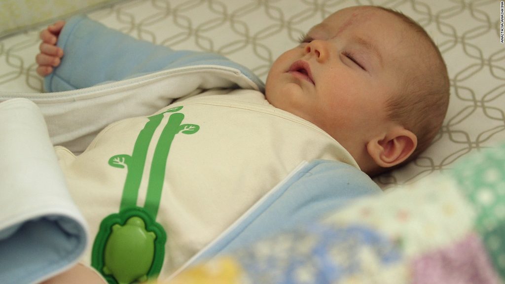 Wearable tech for babies: Smart onesie