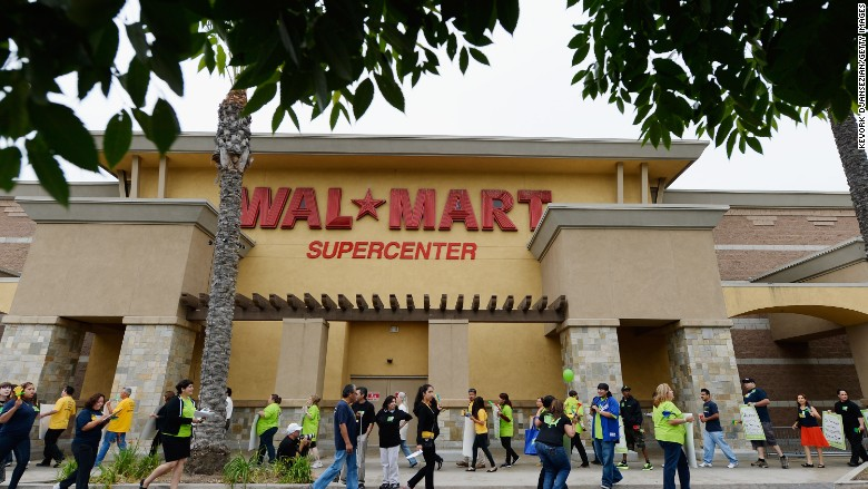 Walmart will reopen five stores it closed to fix plumbing issues