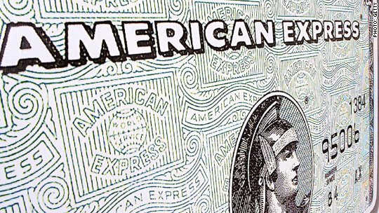 American Express will no longer require a signature