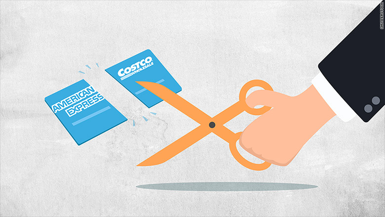 amex costco scissors