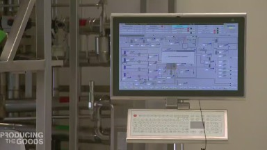 Micro robots drive Bayer's high-tech vision