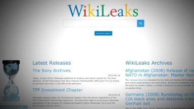 Wikieaks publishes hacked Sony material