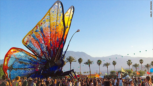 Hey millennials: Coachella is getting seriously expensive