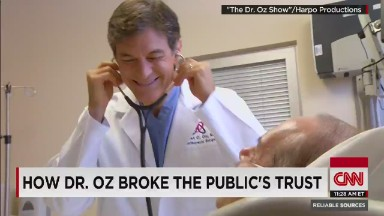 Is Dr. Oz at odds with the Hippocratic Oath?