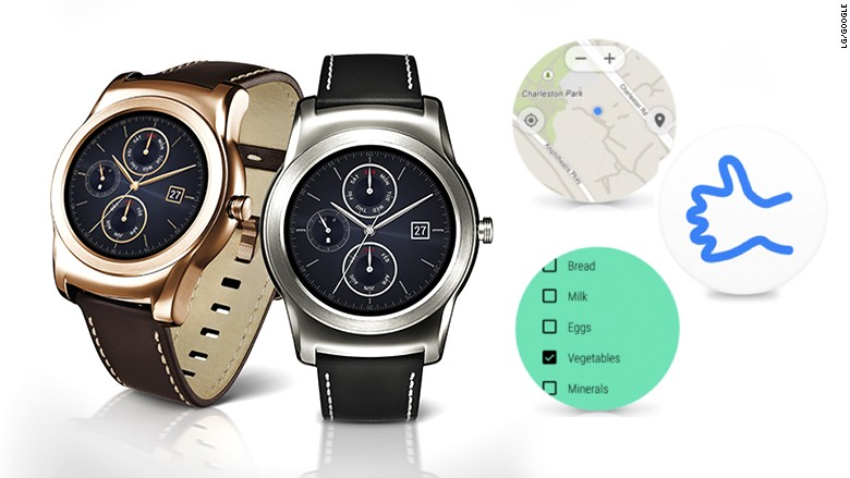 Android Wear updates