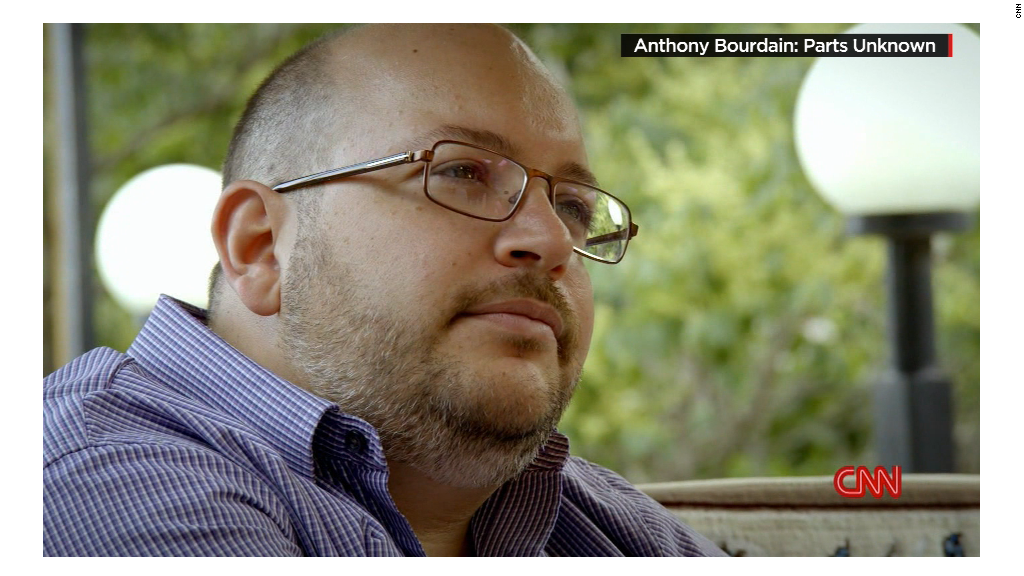 Washington Post foreign editor: Jason Rezaian trial is a 'sham'