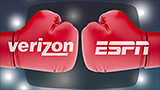 ESPN steps up battle against Verizon