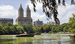 Inside Demi Moore's swanky $75 million New York City penthouse