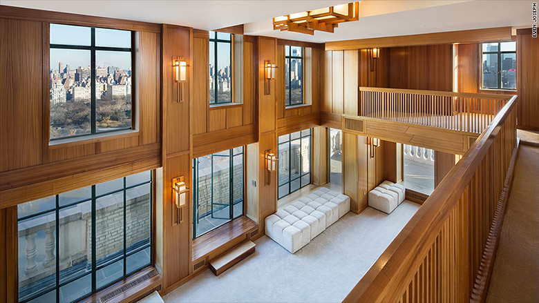 Demi Moore's swanky New York City penthouse listed for $75 ... Bruce Willis Tower