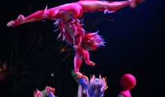 Cirque du Soleil is taking its act to China