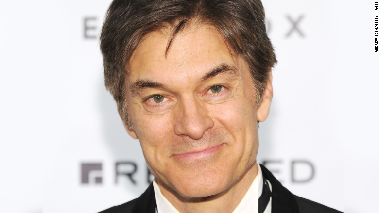 Dr. Oz to critics: My show 'will not be silenced'