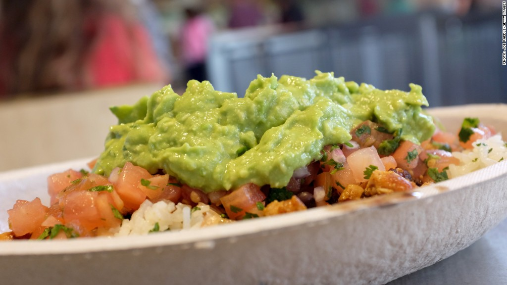 Chipotle CEO: We can't prevent people from overeating