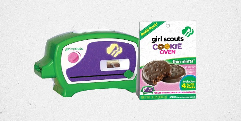 do it yourself girl scout cookies  ing to walmart target