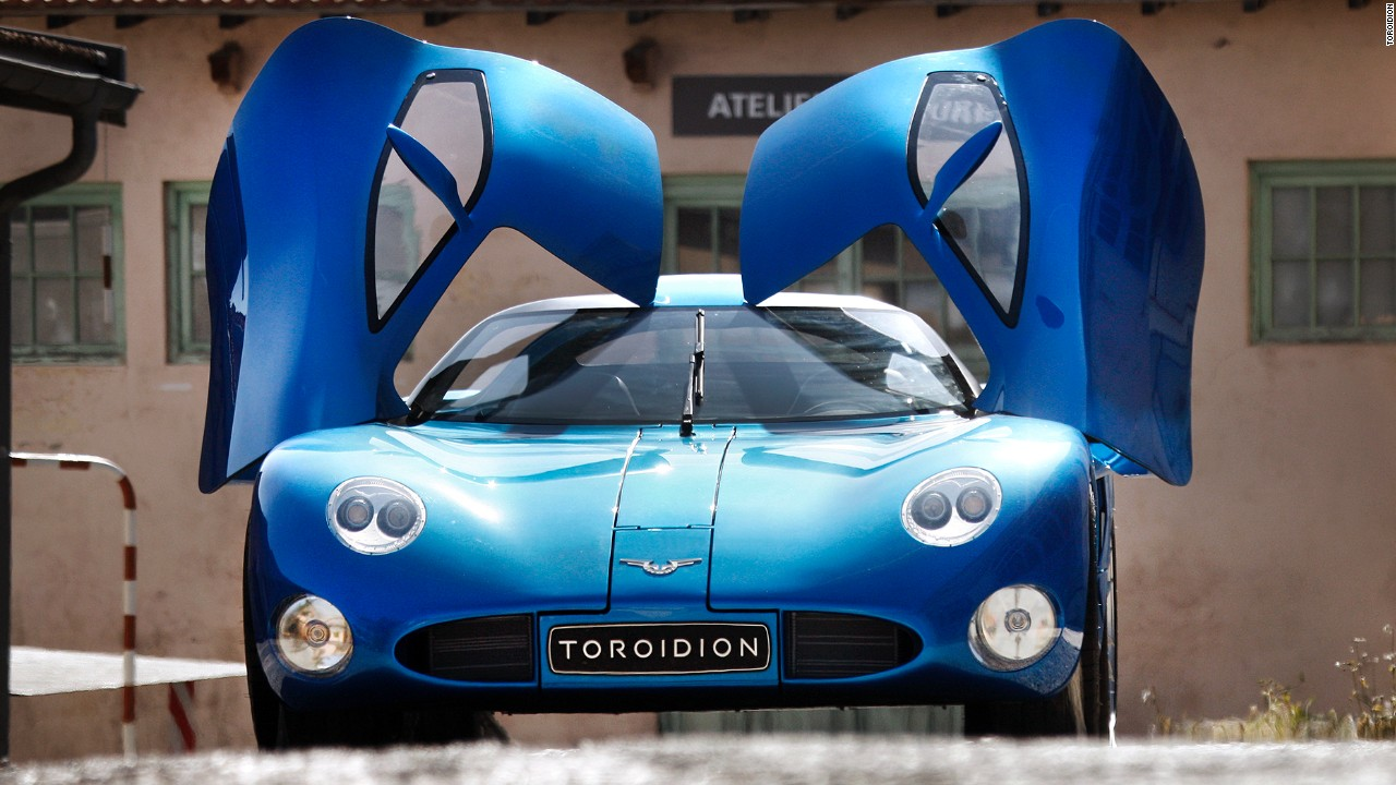 This Electric Finnish Supercar Has 1 341 Horsepower