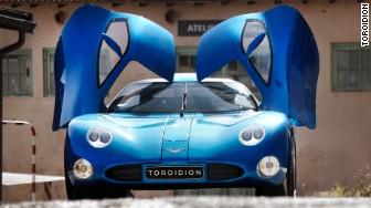 toroidion 1mw butterfly doors