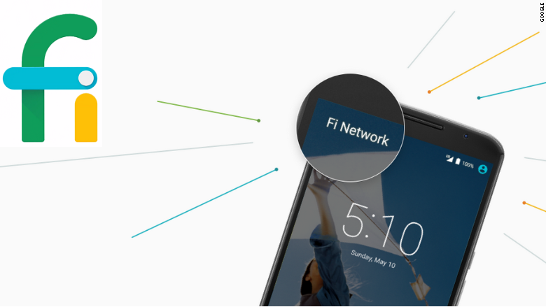 Google launches 'Project Fi' wireless service - Apr. 22, 2015
