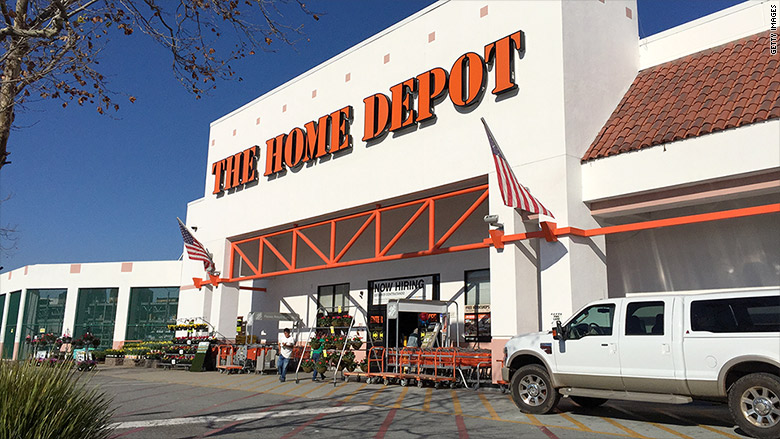Home Depot We Had An Estimate For Entire Home Once Home