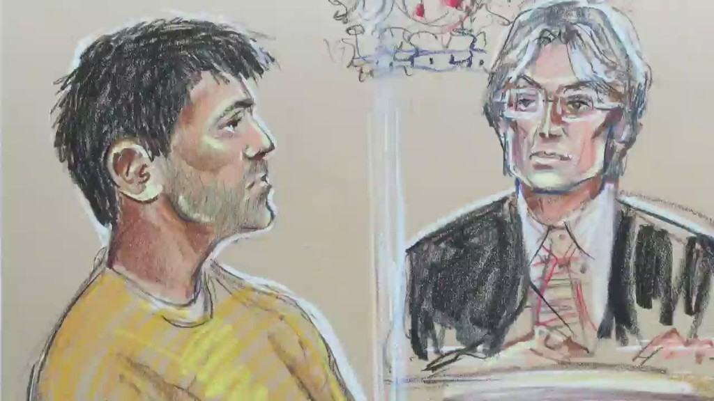 UK 'Flash Crash' suspect appears in court
