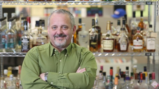 The man who knows your drink's secret ingredients
