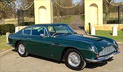 McCartney recorded 'Hey Jude' in this Aston Martin