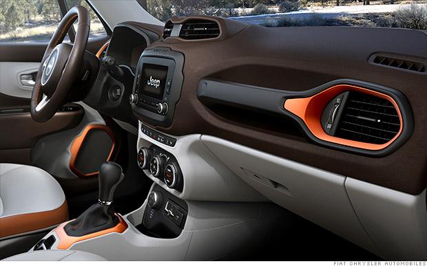 10 best car interiors
