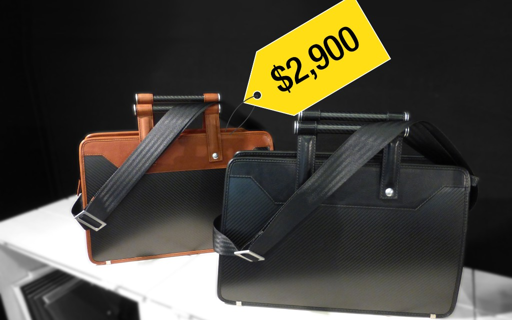 luxury gallery suitcase