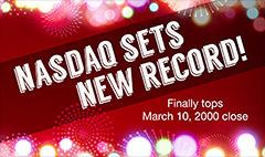 Finally! Nasdaq breaks its March 2000 record