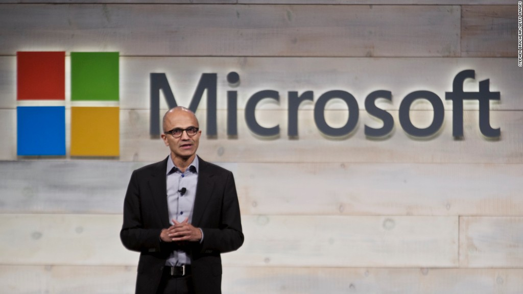 Microsoft CEO celebrates India's tech pioneers