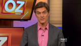 Dr. Oz turns 'conflict' accusations on his critics