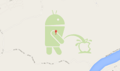 Google Maps shuts down editing after 'robot peeing' incident