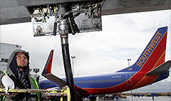 Airlines saved $3.4 billion. You saved 66 cents