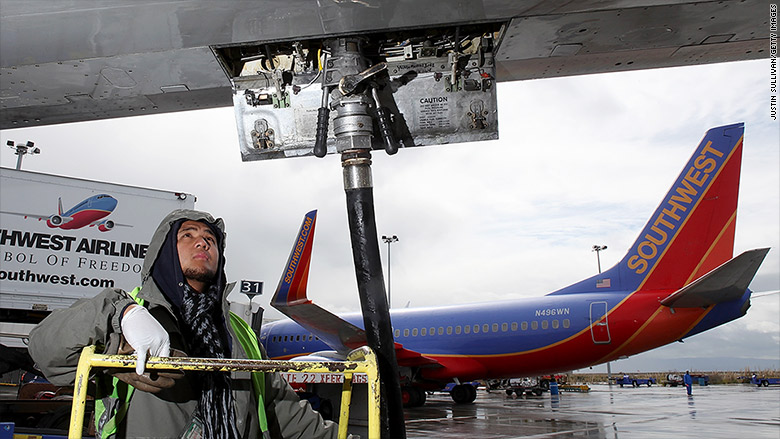 Airlines saved $11B on fuel. You saved $8